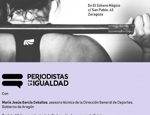 Debate 'Mujer y Deporte': el deporte femenino a debate en Zaragoza
