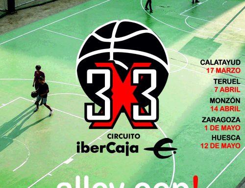 Presentado el circuito 3×3 Ibercaja de Zaragoza