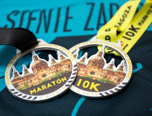 Zaragoza acoge una maratón de récord