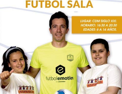 El Futbol Emotion Zaragoza celebra el Día del Fútbol Sala