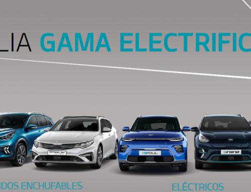 Amplia gama, gran diseño y calidad, claves del éxito de Kia