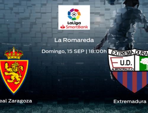Previa Real Zaragoza – Extremadura