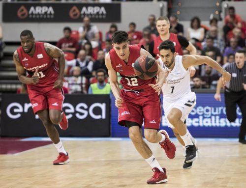 Carlos Alocén, de nuevo el mejor joven de la Liga Endesa