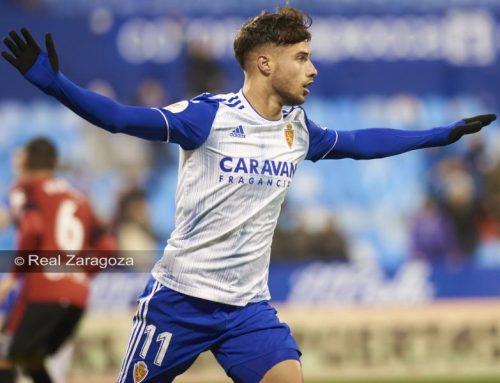 El Real Zaragoza se suma a la fiesta de octavos