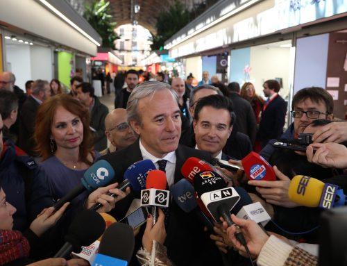 Zaragoza reabre su Mercado Central