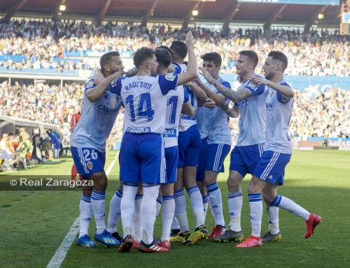 Vuelve el fútbol, vuelve el Real Zaragoza