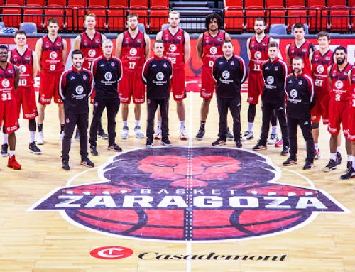 El Casademont Zaragoza queda emparejado con el BC Lietkabelis