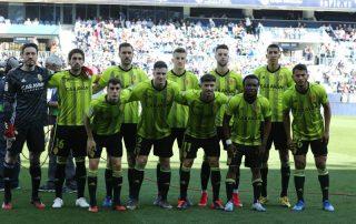 Real Zaragoza Málaga