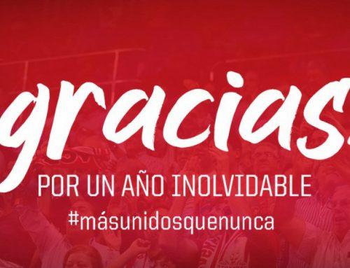 Casademont Zaragoza agradece a todos los colectivos su apoyo en momentos difíciles