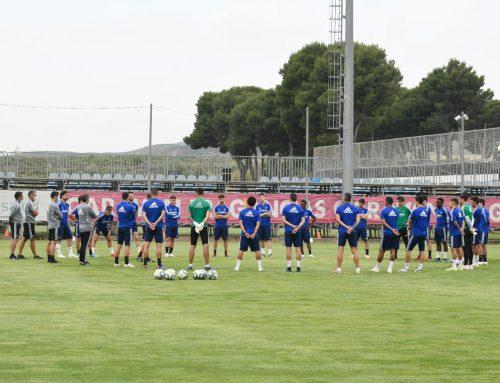 El Real Zaragoza dice 'basta'