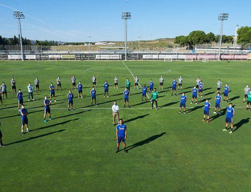 'Todos a una' en el Real Zaragoza