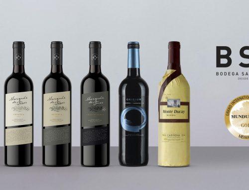 Bodega San Valero consigue seis medallas de oro en la cata de verano del concurso Mundus Vini