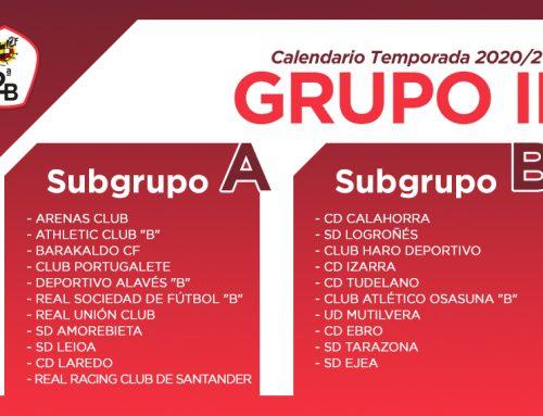 Los tres equipos aragoneses ya conocen el calendario de Segunda B