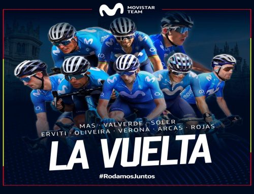 Dos ciclistas aragoneses en La Vuelta 2020