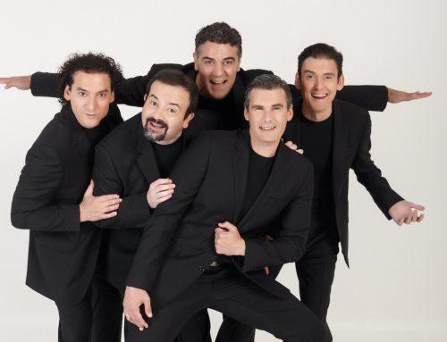B vocal celebra 25 años sobre los escenarios