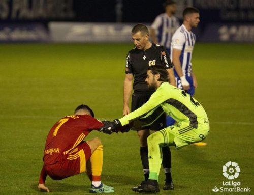 Rivales de todo tipo y 18 puntos en juego para el Real Zaragoza antes del parón navideño
