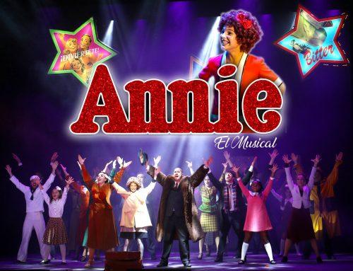 """""""Annie"""" llega al Teatro Principal por Navidad"""