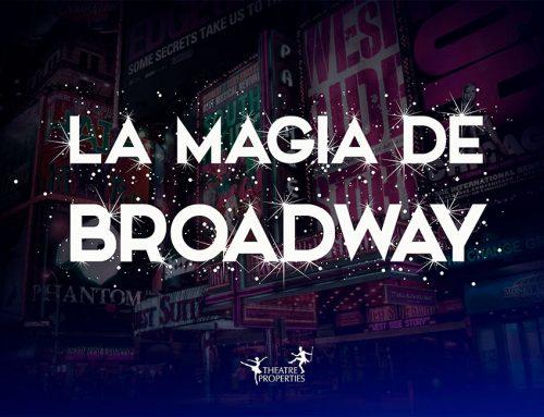 """""""La magia de Broadway"""" invade el Teatro Principal"""