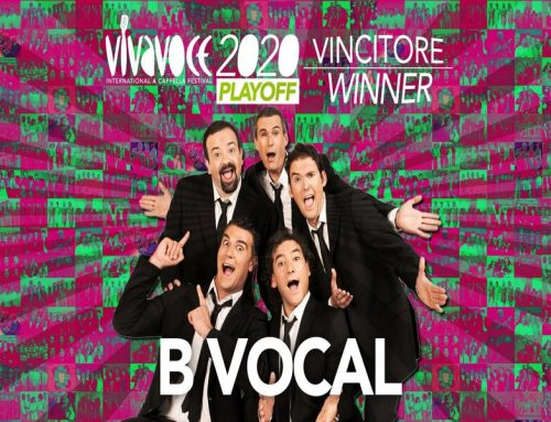 "B vocal gana el Festival Internacional ""VivaVoce"" de Italia"