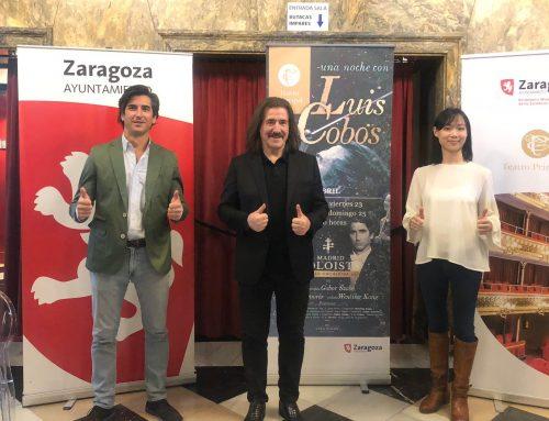 El maestro Luis Cobos actuará esta semana en el Teatro Principal de Zaragoza
