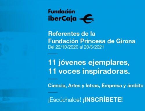 La Gira de la Fundación Princesa de Girona llega a Zaragoza con el emprendimiento social y la transformación educativa como protagonistas
