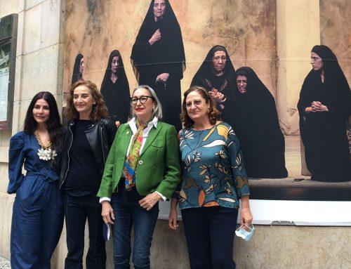 """La obra """"La Casa de Bernarda Alba"""" se representa esta semana en el Teatro Principal"""