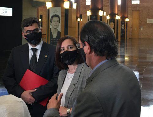 Zaragoza recupera los congresos presenciales