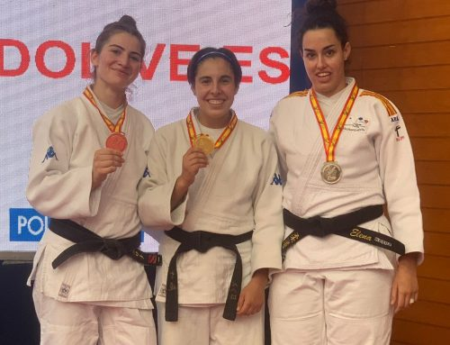 La Universidad de Zaragoza logra tres medallas en los Campeonatos de España Universitarios de Judo