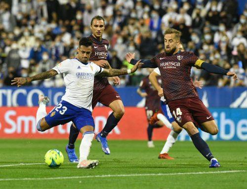Quinto empate consecutivo del Real Zaragoza