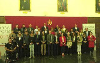 Premios del Deporte Ciudad de Zaragoza 2019