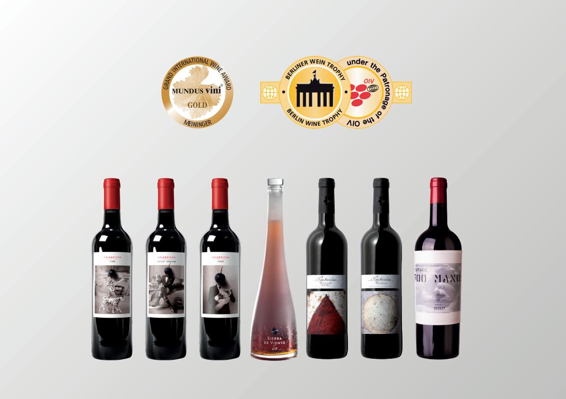 San Valero, la cooperativa aragonesa más premiada en Mundus Vini y Berliner Wein Trophy