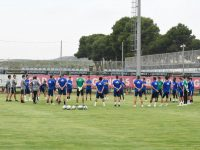 Real Zaragoza entrenamiento