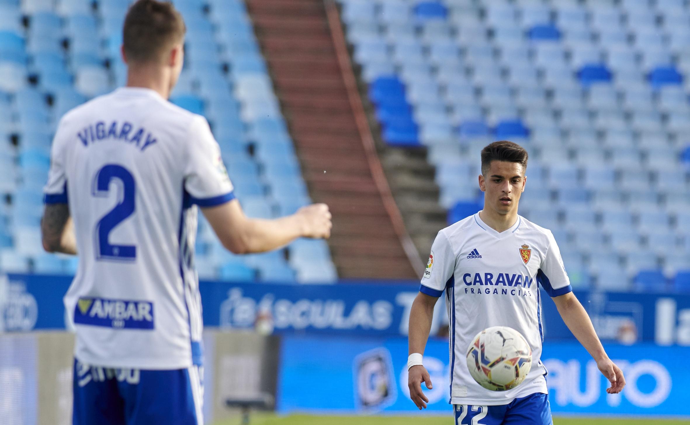 """Vigaray lo tiene claro: """"Hay que ganar como sea en Las Palmas"""""""