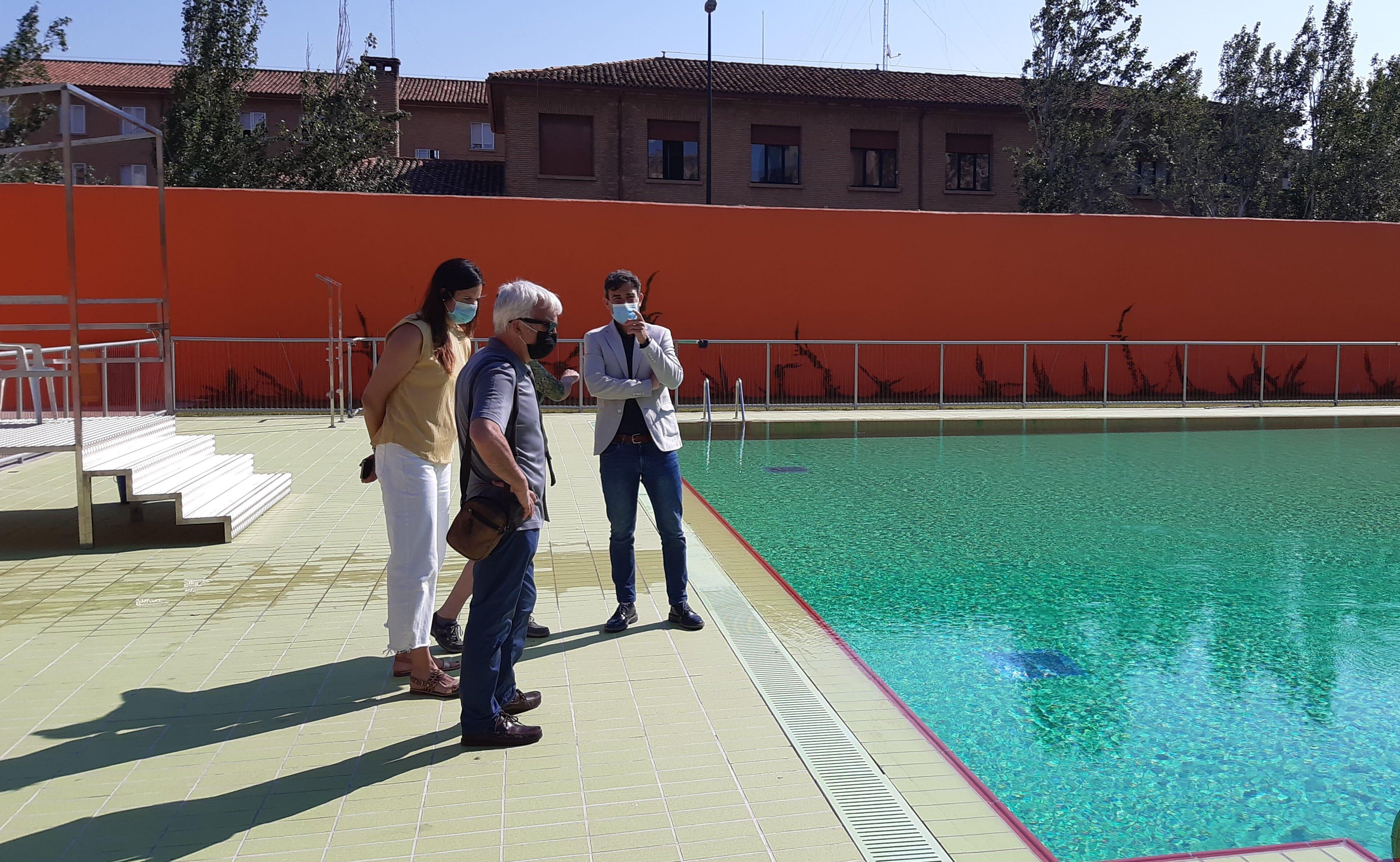 Las piscinas municipales abren este sábado la temporada de verano con una nueva aplicación para móvil