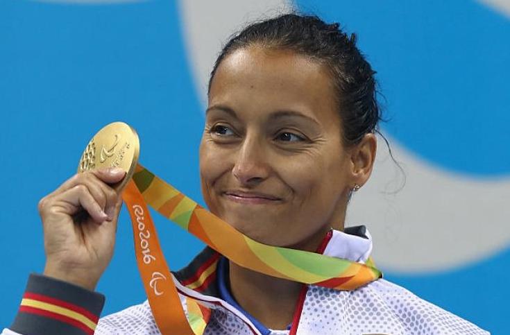 Teresa Perales, premio Princesa de Asturias de los deportes