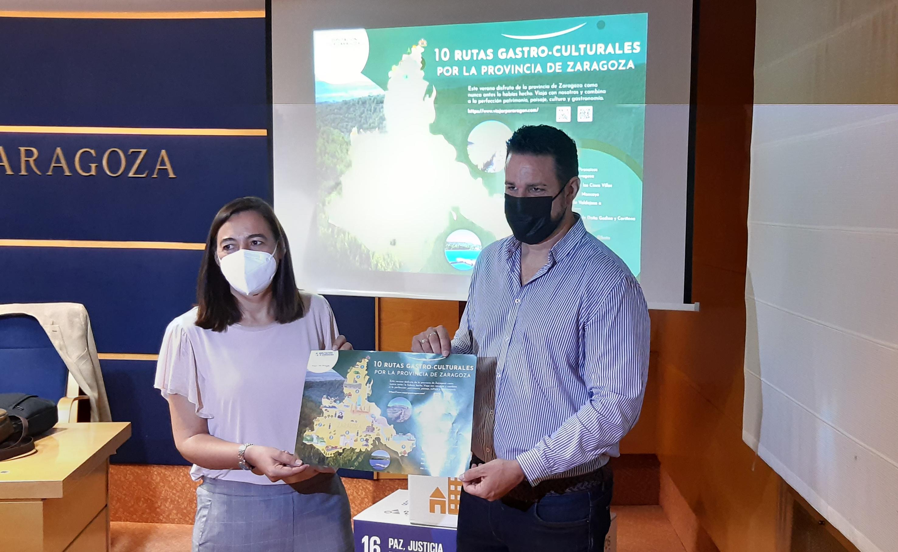 La DPZ organiza 10 rutas gastro-culturales para acercar los atractivos turísticos de la provincia de Zaragoza