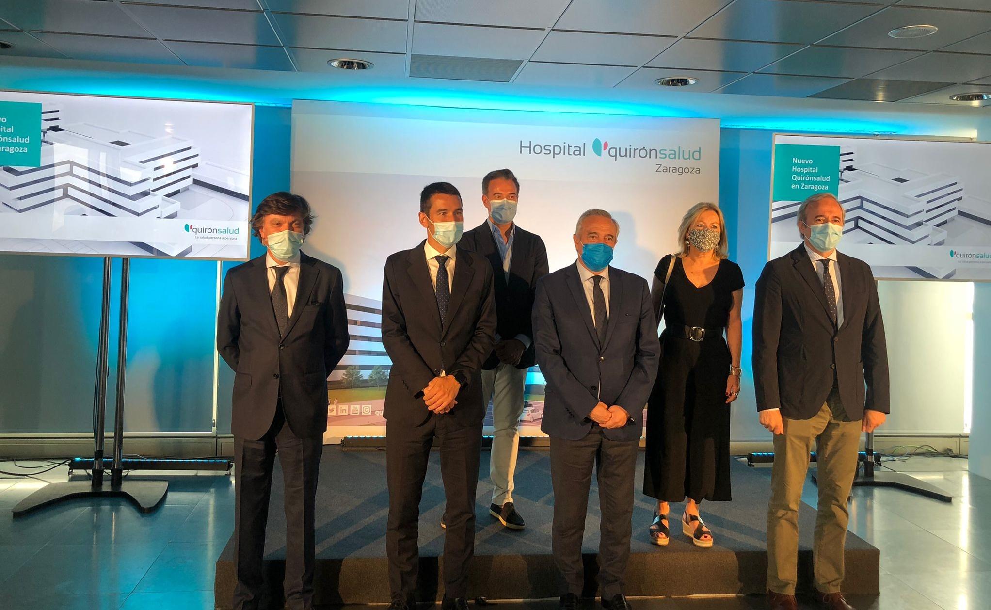 Quirónsalud presenta su nuevo hospital: un centro de vanguardia, digitalizado y sostenible con el medioambiente