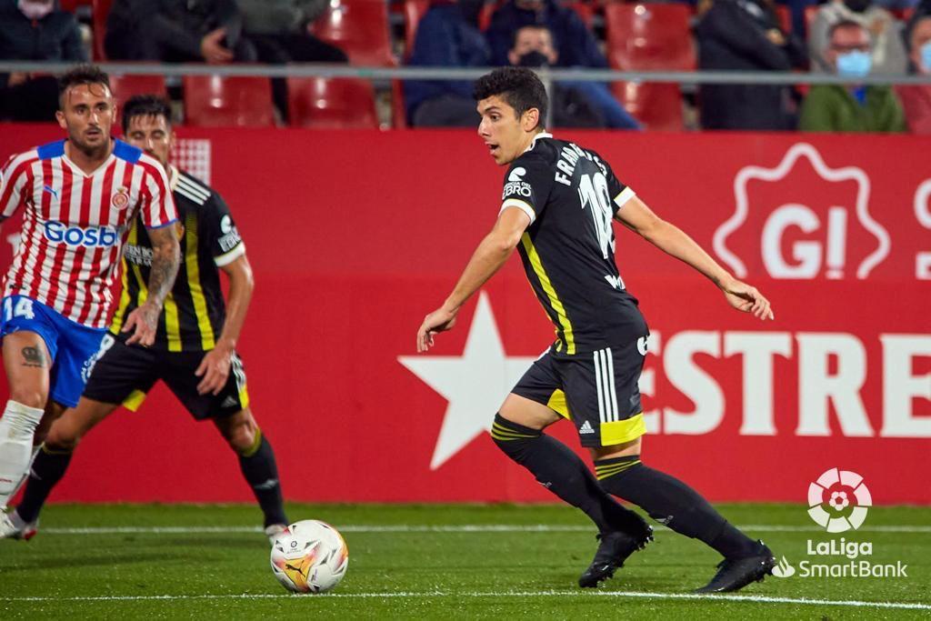 El Real Zaragoza no sale del bucle y suma ya ocho empates consecutivos