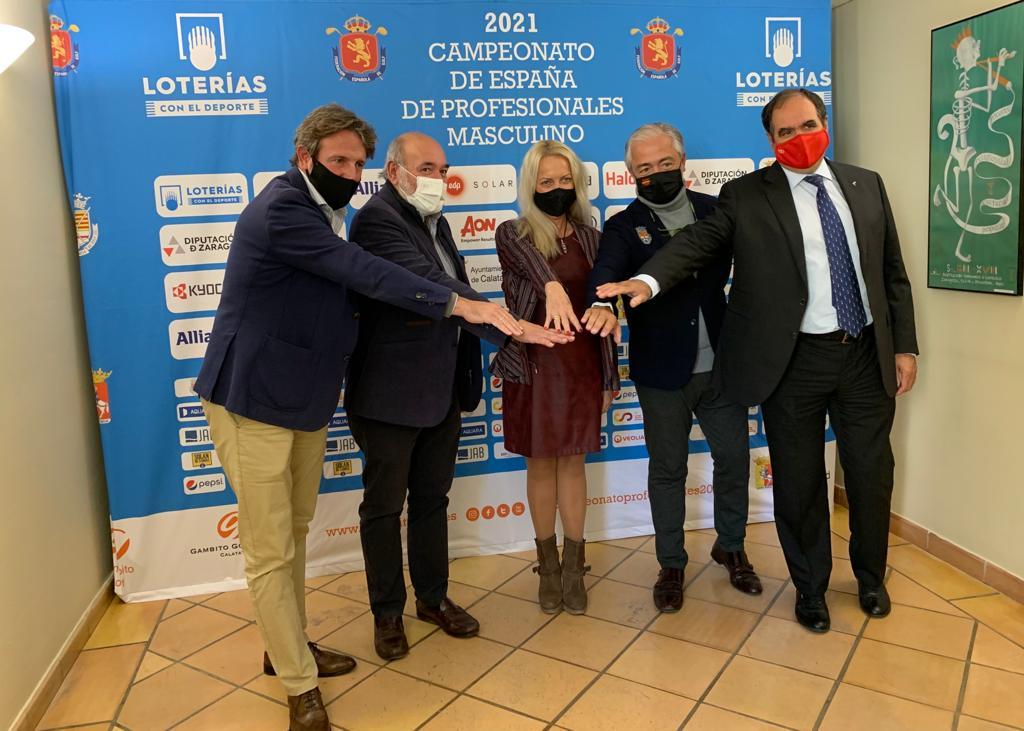Calatayud acoge el Campeonato de España de Golf entre el 28 y 31 de octubre